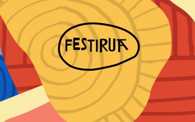 É com muita alegria que apresentamos a 3ª Edição do Festirua!